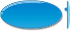 resin domed badge